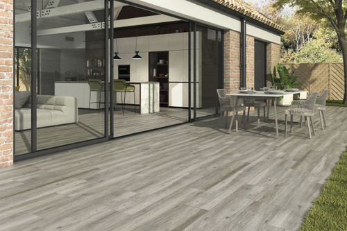 Buy these authentic wood effect porcelain floor tiles for your home or office.