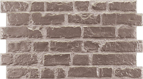 Rustic Masonry Grey brick effect porcelain wall tiles for indoor and outdoor use. Buy today for a next day delivery.