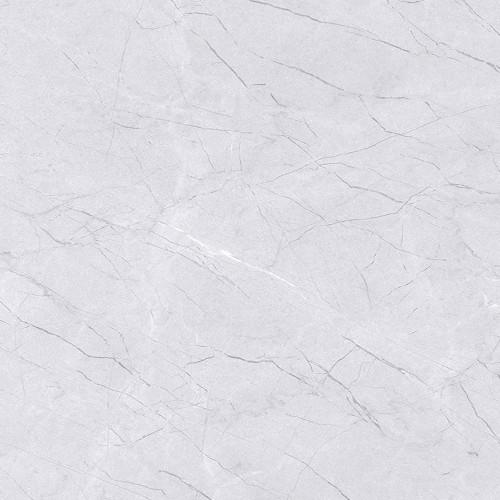 Grey polished marble effect large porcelain floor tiles.