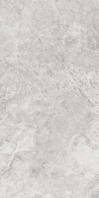 Silver grey marble effect polished wall and floor porcelain tiles.