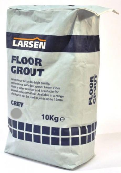 Trade Grey Floor Tile Grout 10kg