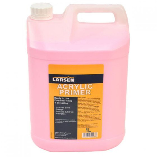 Larsen Acrylic Primer for Porous Substrates 1ltr