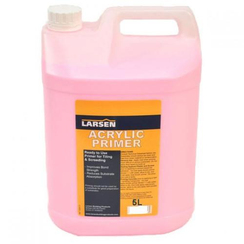 Buy Larsen Larsen Acrylic Primer for Porous Substrates 5ltr