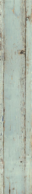 Coastal turquoise driftwood effect porcelain floor tile, wood effect, premium quality.