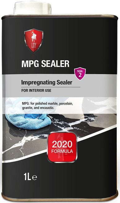 Tile sealer for polished floor and walls