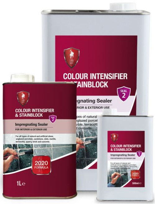 LTP colour intensifier & stainblock matt tile sealer