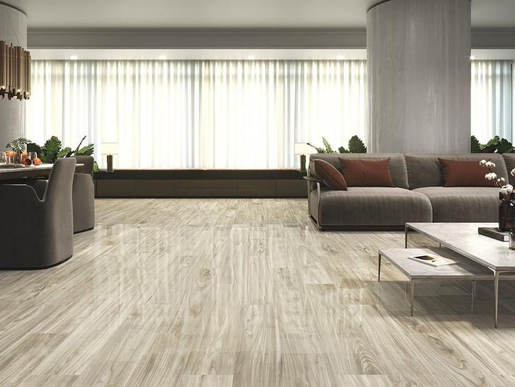 Wood effect, glossy and polished, porcelain tile, floor tile, wall tile, bathroom tile, kitchen tile, lounge tile
