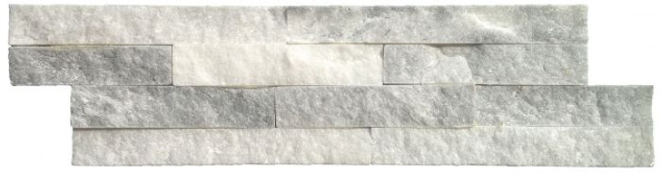 Split face quartzite natural stone wall tile. Suitable for feature walls in bathrooms, and around the house.