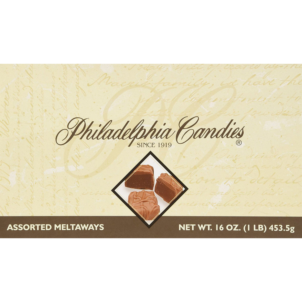 Assorted Meltaway Truffles, Milk Chocolate 1 Pound
