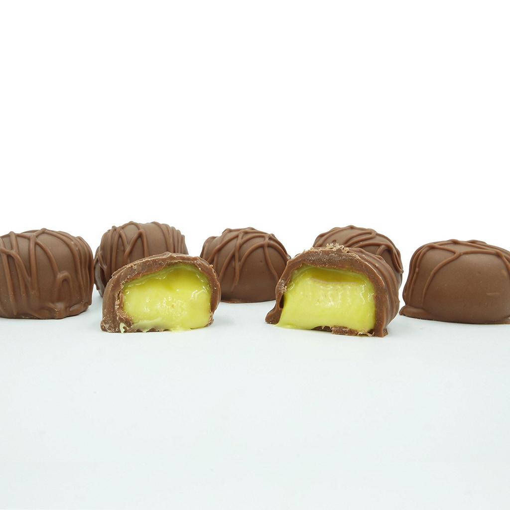 Lemon Creams, Milk Chocolate