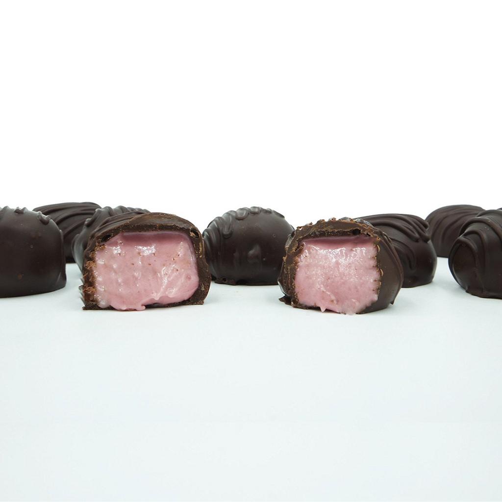 Raspberry Creams, Dark Chocolate