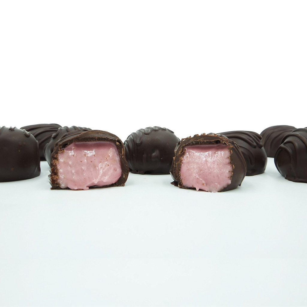 Raspberry Creams, Dark Chocolate