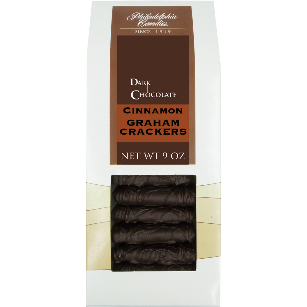 Cinnamon Graham Crackers, Dark Chocolate