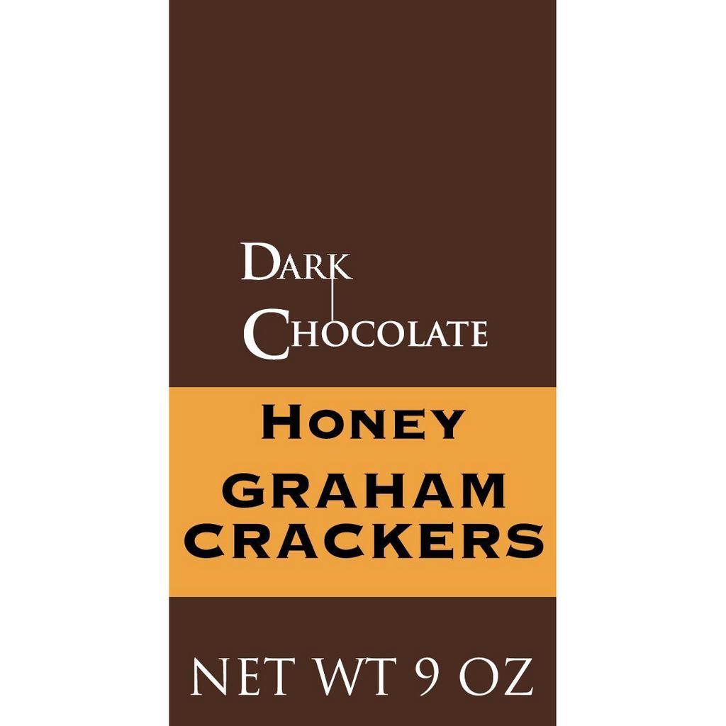 Honey Graham Crackers, Dark Chocolate