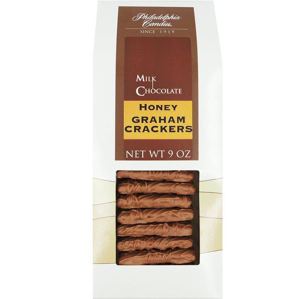 Honey Graham Crackers, Milk Chocolate