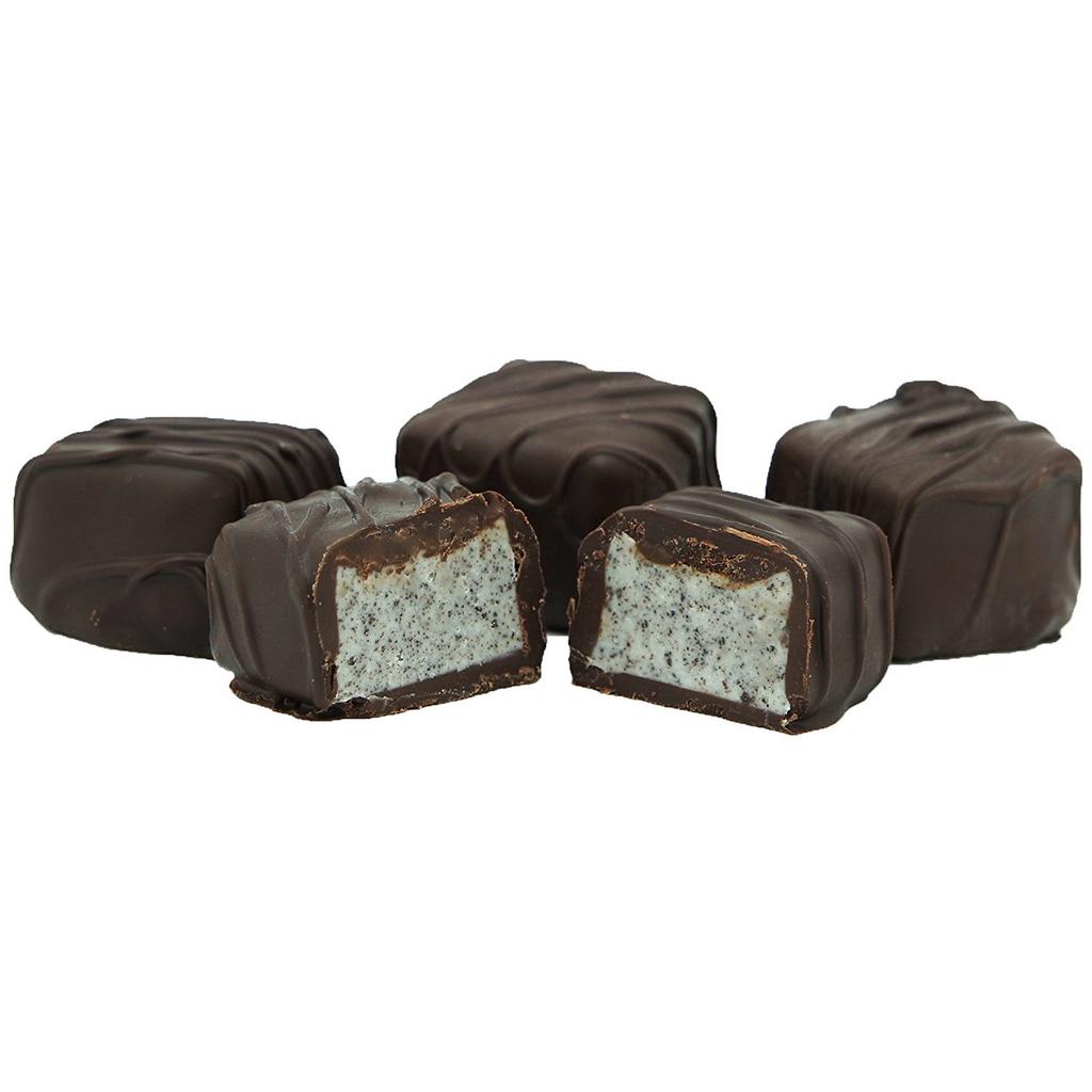 Cookies N' Crème Meltaway Truffles, Dark Chocolate