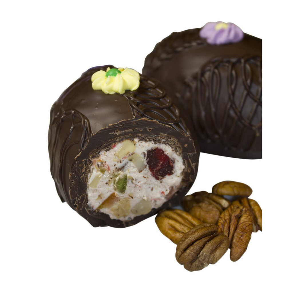 Fruit and Nut Egg, Dark Chocolate