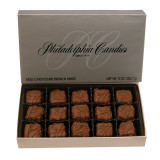 Milk Chocolate French Mint Meltaway Truffles, 8 Ounce