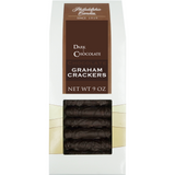 Chocolate Graham Crackers, Dark Chocolate