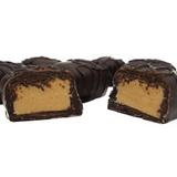Peanut Butter Meltaway Truffles, Dark Chocolate