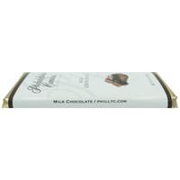 30.5% Cocoa Milk Chocolate Bar, 3.5 Ounce