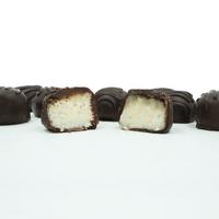Coconut Creams, Dark Chocolate
