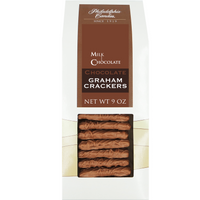 Chocolate Graham Crackers, Milk Chocolate