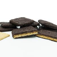 Cinnamon Graham Crackers, Dark Chocolate