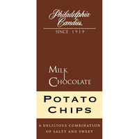 Original Potato Chips, Milk Chocolate