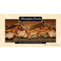 Original Pecanettes (Caramel Pecan Clusters), Milk Chocolate