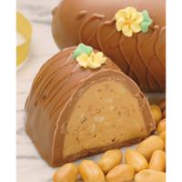 Peanut Butter Meltaway Egg, Milk Chocolate