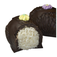 Coconut Egg, Dark Chocolate