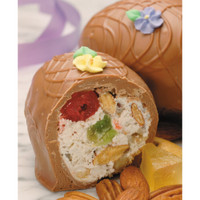 Fruit and Nut Egg, Milk Chocolate
