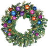 Winter Gala Collection 3' Christmas Wreath