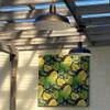 Barn Style Pendant Light Outdoor Setting