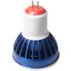 120V 6W Dimmable LED Cool White 15° Tight Spot Light Bulb - LEDB16-120V-6W-CW-S