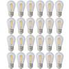 120V 1.5w Vintage Style LED Warm White S14 Light Bulb - 24 Pack - BS14-ZY-1.5-27K/24