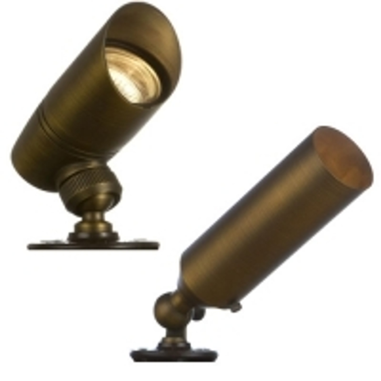 Brass Heavy Weight Spot and Flood Lights