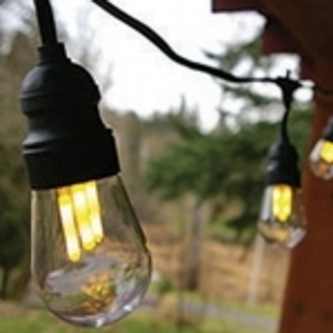 LED Vintage Style Light Strings
