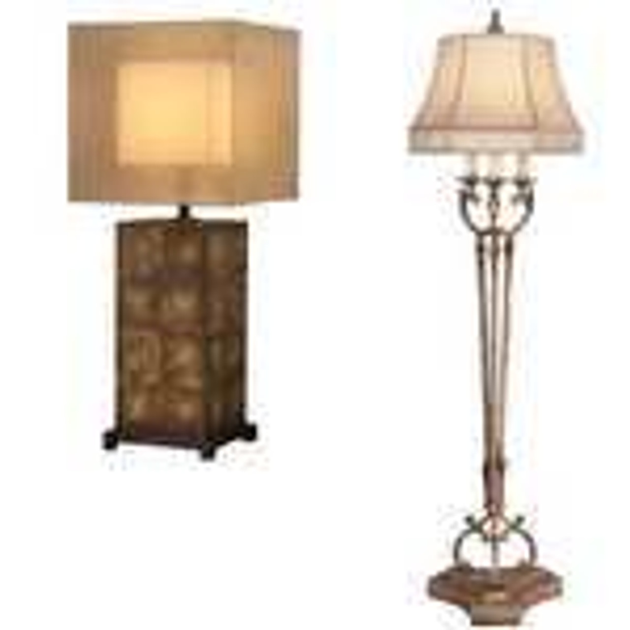Floor & Table Lamps