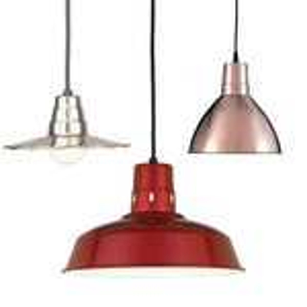 Warehouse Pendant Lights