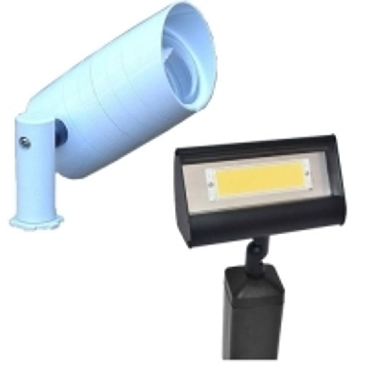 Aluminum Spot & Flood Lights