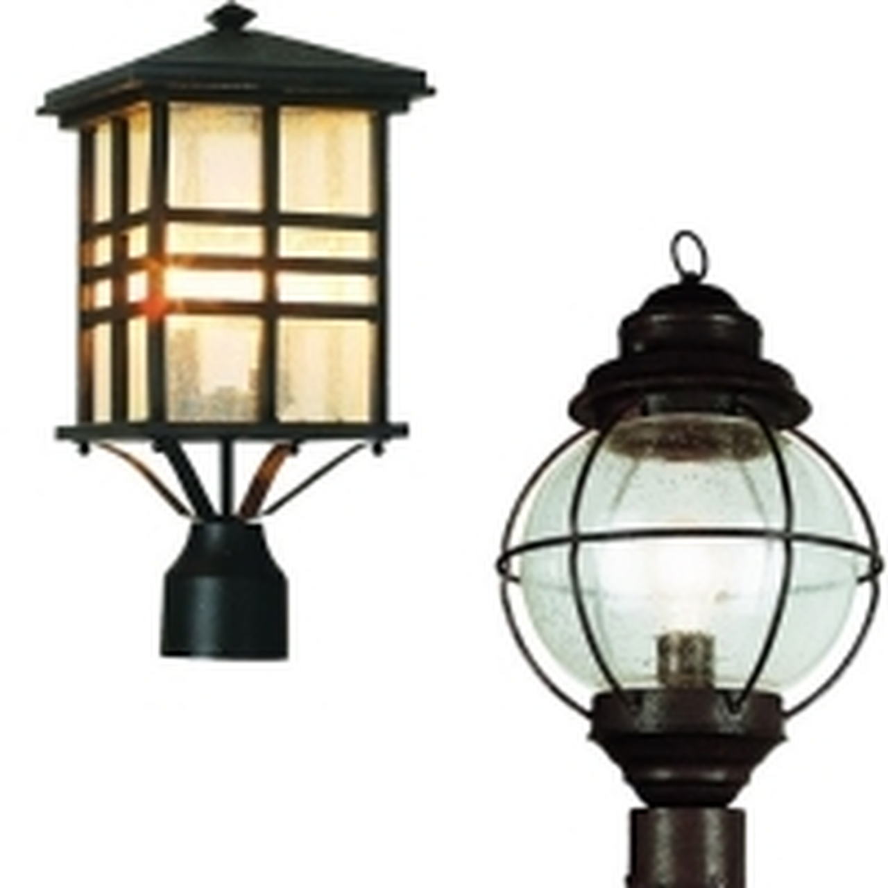 Post & Bollard Lights