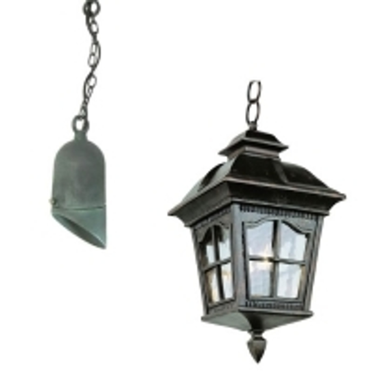 Outdoor Ceiling Lights & Fans