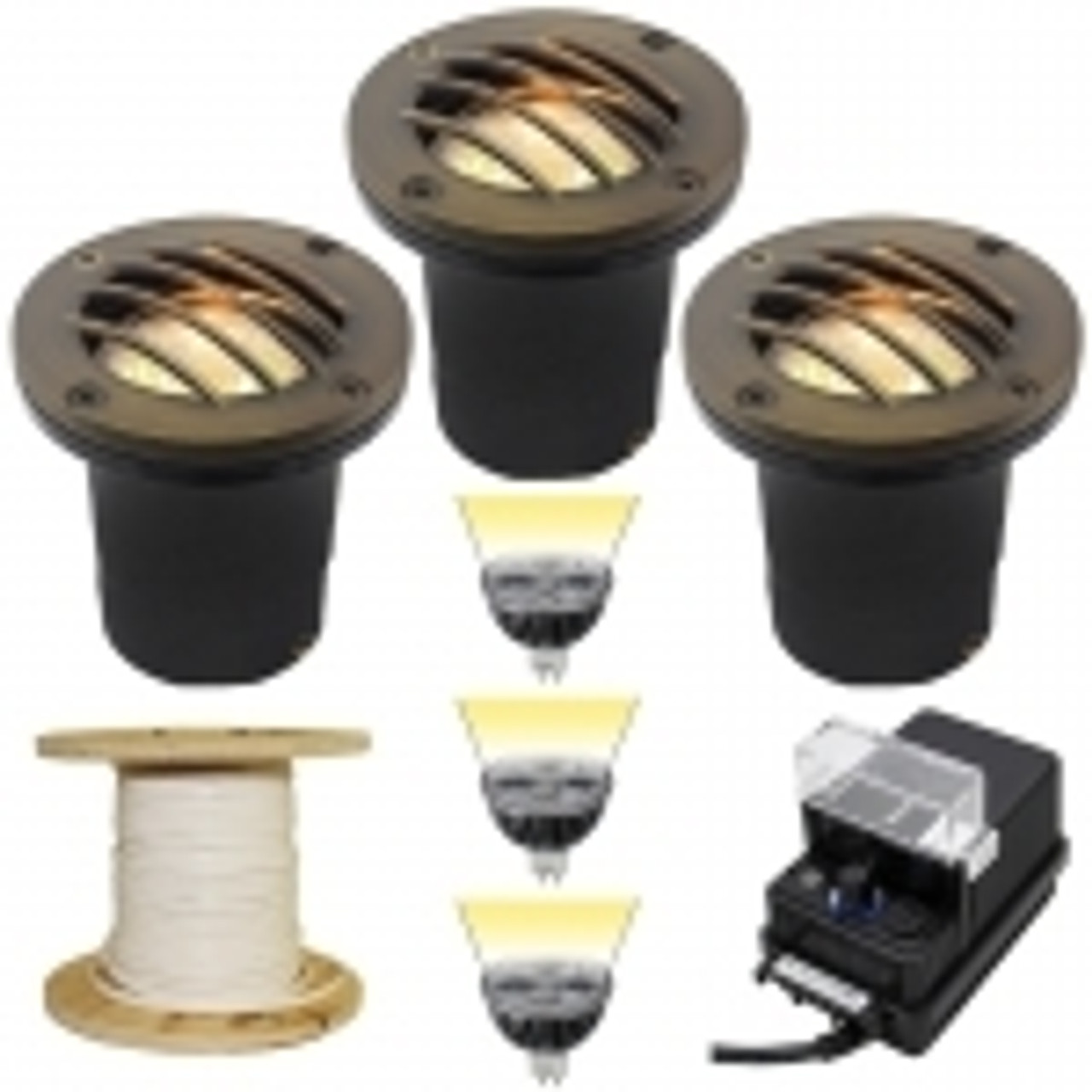 LED In Ground Lighting Kits