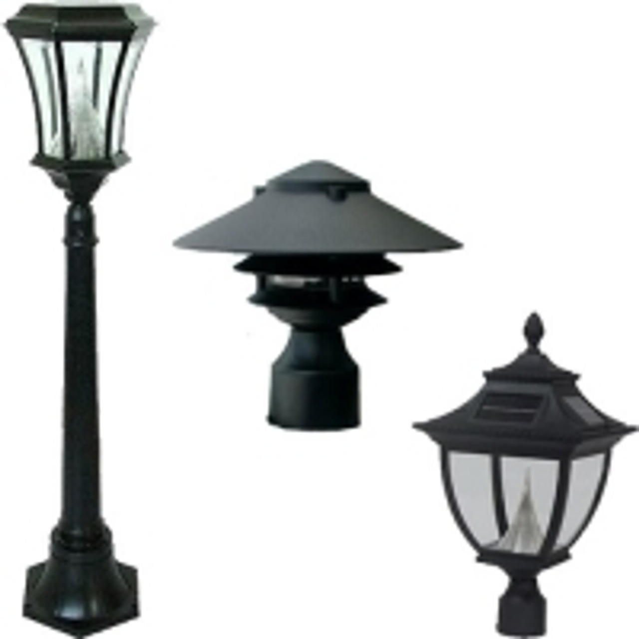 LED Post & Column