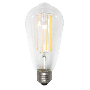 120V Commercial Grade Vintage Barn Shallow Hanging Kitchen Light  Pendant-With Round Edison Bulb