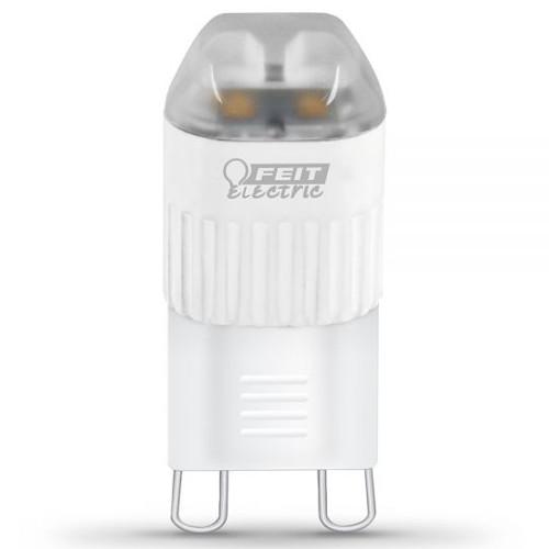 T4 LED Light Bulb (shown in warm white)