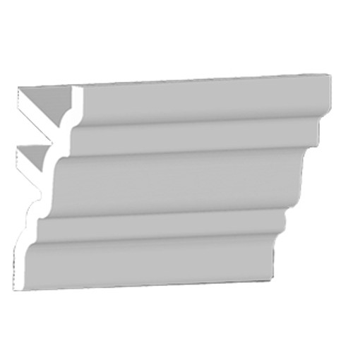 """5.5"""" Foam Crown Molding Style 3"""