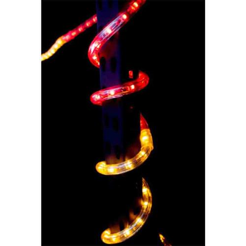 120V LED Type 513 Rope Light Sports Themed Package - Red / Gold - LED-513-SPRT-RG